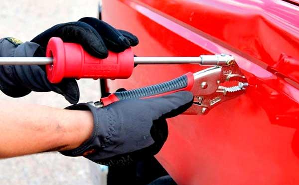 Ремонт кузовного ремонта своими руками